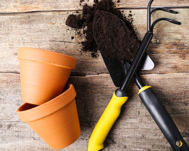 Gartenwerkzeuge