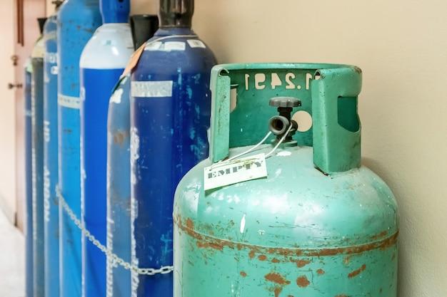 Gasdruckmesser mit regler