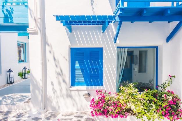 Gasse reise ägäis griechischen urlaub