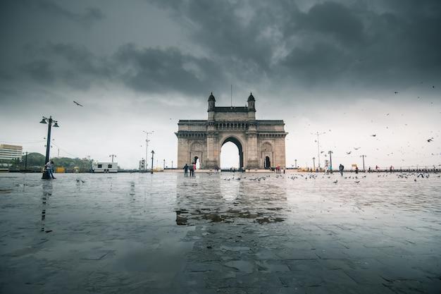 Gateway von mumbai in indien