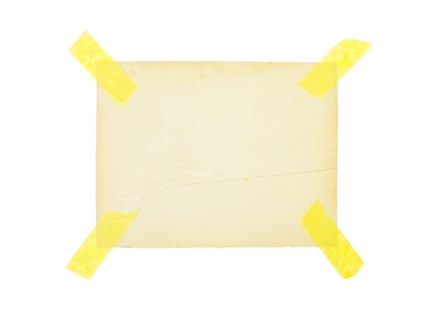Gealterte papierstruktur kann als hintergrund verwendet werden