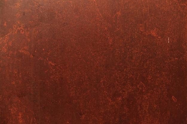 Gealterte weinlese rostige nahtlose rotbraune strukturierte blechoberfläche