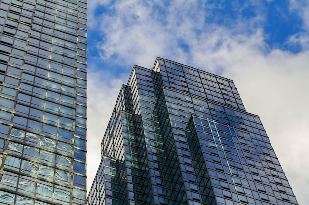 Gebäude in manhattan - new york - usa