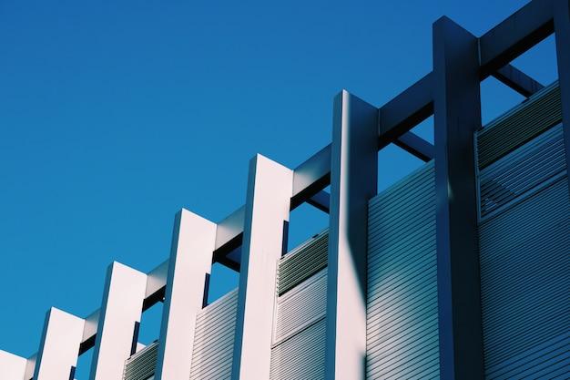 Gebäudearchitektur in der stadt