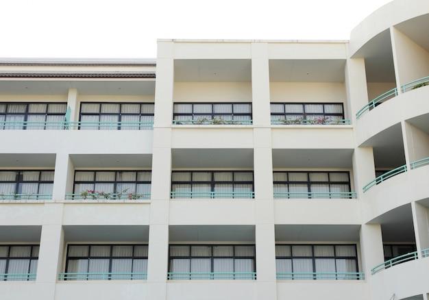 Gebäudefenster