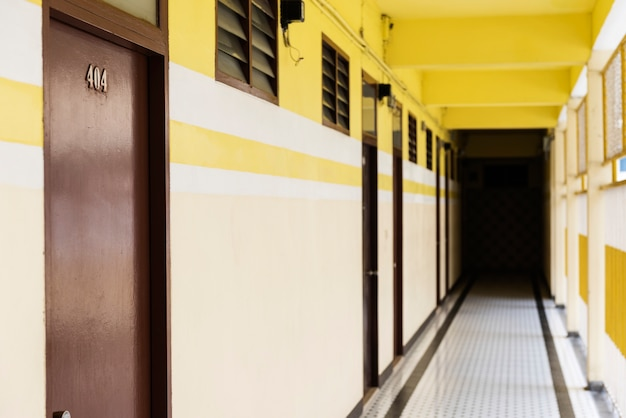 Gebäudeinnenraum