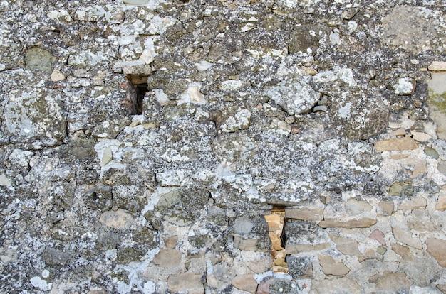 Gebrochene steinstruktur. abstrakt.