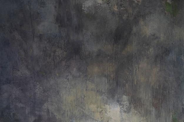 Gebrochener steinwandhintergrund, kalte töne