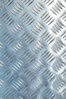 Gebürstete metallstruktur. abstrakter industrieller hintergrund