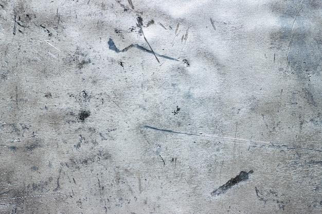 Gebürsteter metallhintergrund, beschaffenheit des polierten eisenblattes oder stai