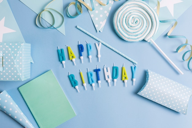 Geburtstag hintergrund
