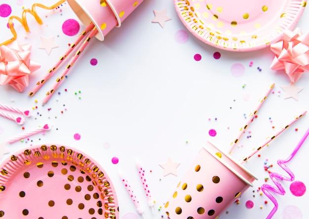 Geburtstag tischdekoration