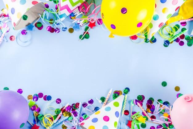 Geburtstagsfeier hintergrund