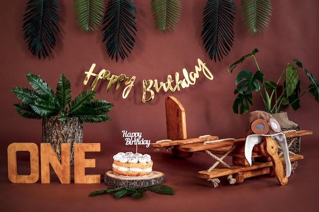 Geburtstagsort für kinder