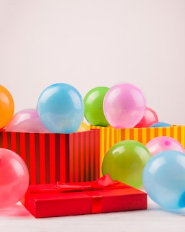 Geburtstagsstillleben