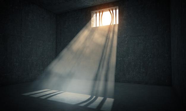 Gefängnis sicht