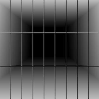 Gefängnisstäbe