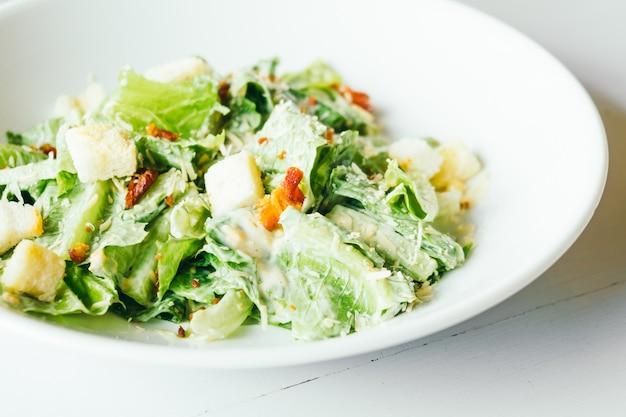 Gegrillt cäsarsalat