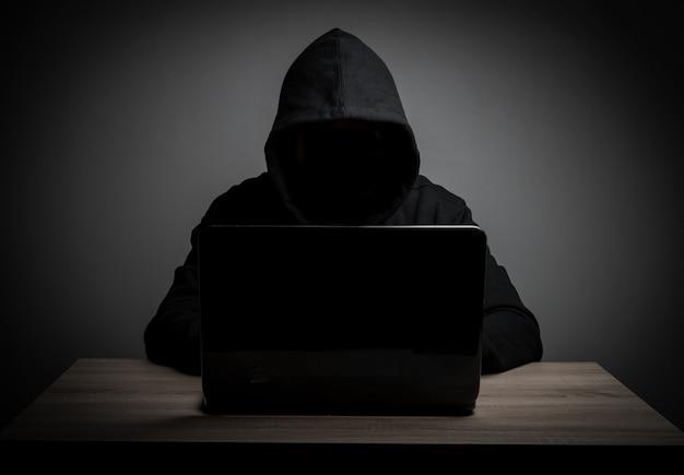 Geheime privatsphäre in sozialen netzwerken system