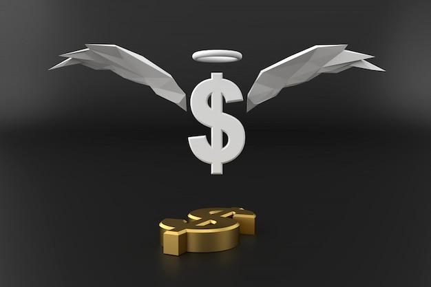 Geist des dollarzeichens