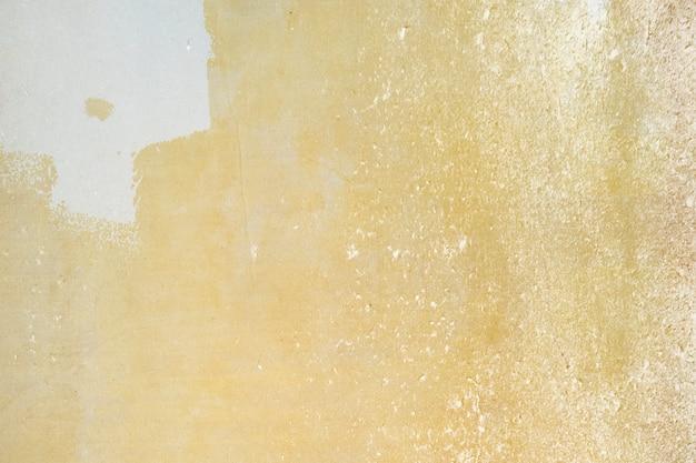 Gelb bemalte leinwand