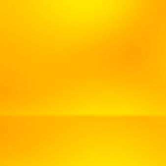 Gelbe farbe des orange abstrakten goldhintergrunds. orange gradient abstrakter hintergrund. orange hintergrund.