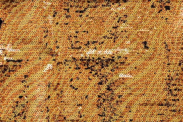 Gelbe flitter hintergrund