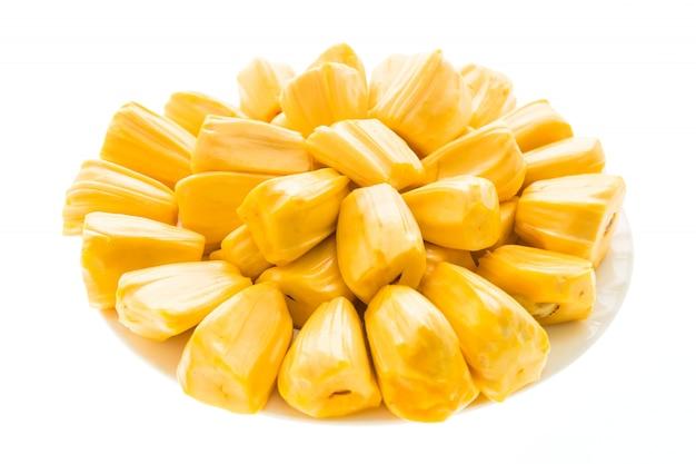 Gelbe jackfrucht