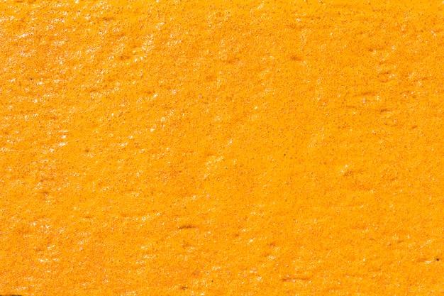 Gelbe linie auf dem straßenzusammenfassungshintergrund