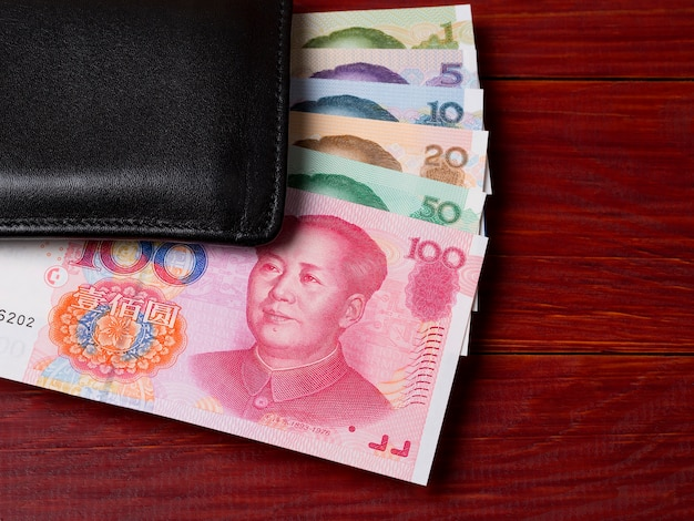 Geld aus china