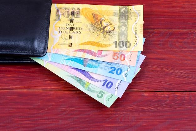 Geld aus fidschi