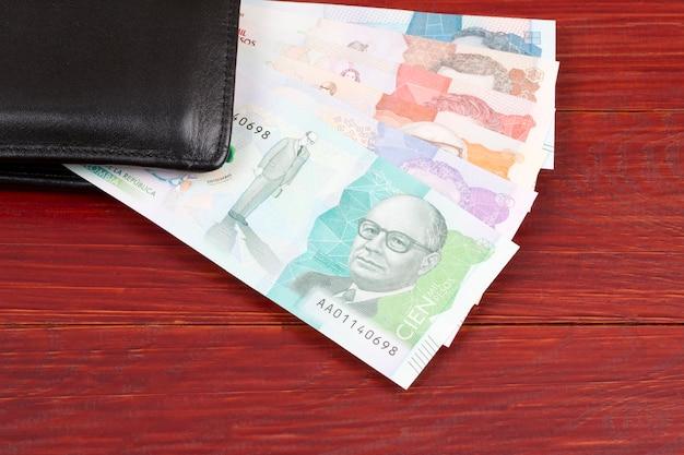 Geld aus kolumbien