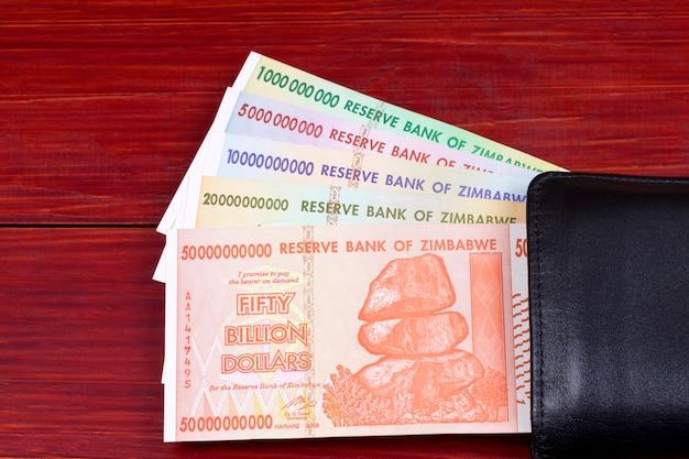 Geld aus simbabwe