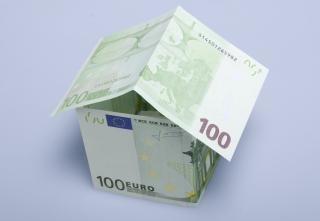 Geld haus, hypothek