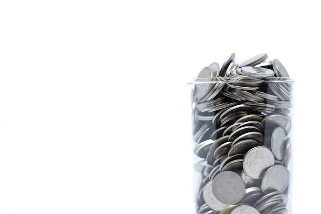 Geld sparen für die zukunft ihrer investition