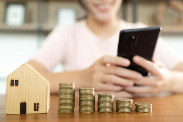 Geld sparen für zukünftige investitionen