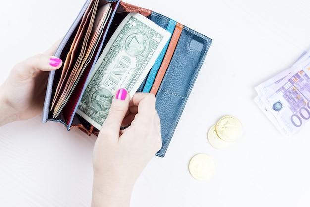 Geld und bitcoin