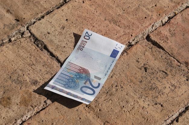 Geld verloren