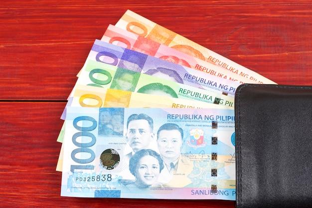 Geld von den philippinen