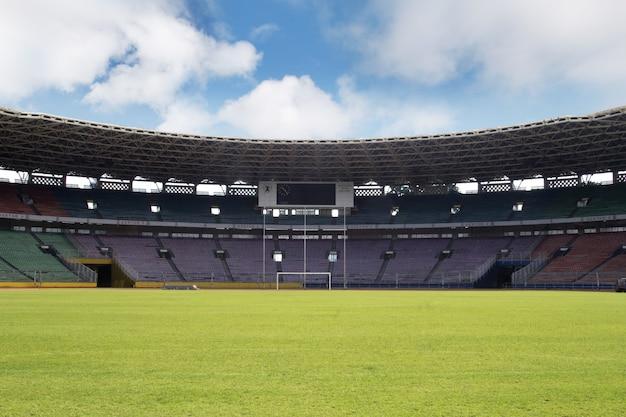 Gelora bung karno-stadion jakarta indonesien