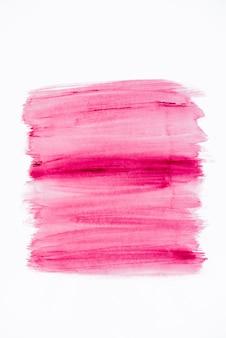 Gemalter abstrakter rosa aquarellhintergrund