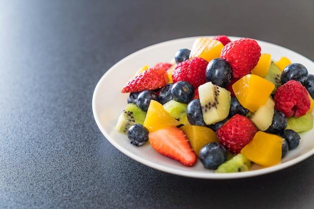Gemischte frische früchte
