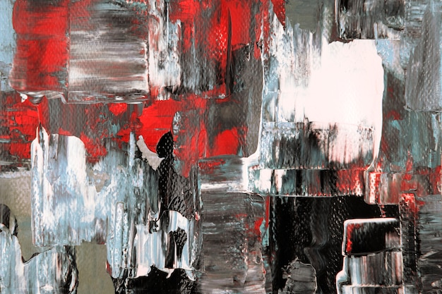 Gemischter tapetenhintergrund, abstrakte strukturierte kunst