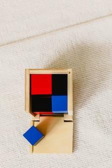 Geometrie material montessori