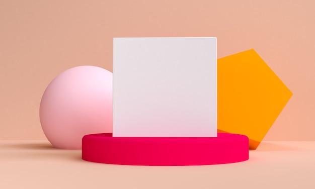 Geometrische form minimal