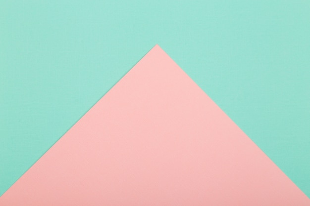 Geometrischer papierhintergrund