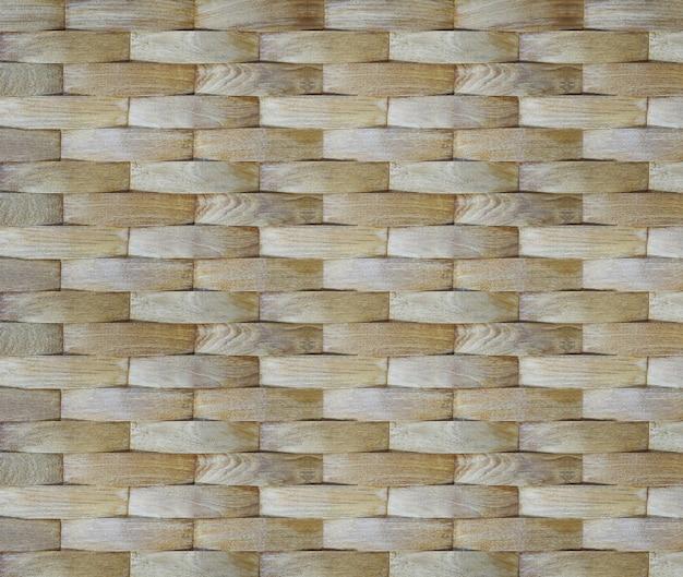 Geometrisches kurvenfurnierholzmuster