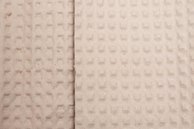 Gepresster strukturierter brauner barton-hintergrund