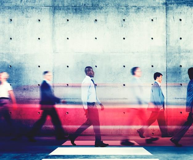 Geschäfts-unternehmensorganisation-arbeitskonzept