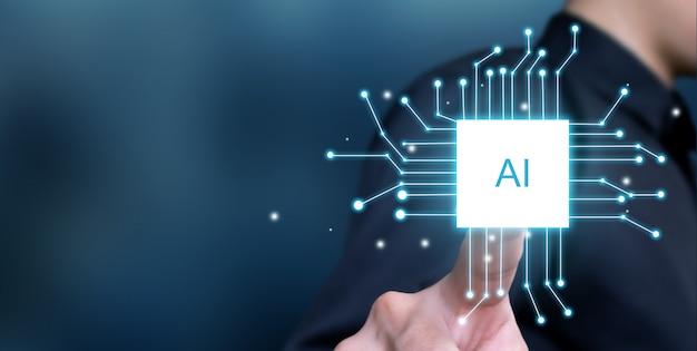 Geschäftsentwicklung in der künstlichen intelligenz
